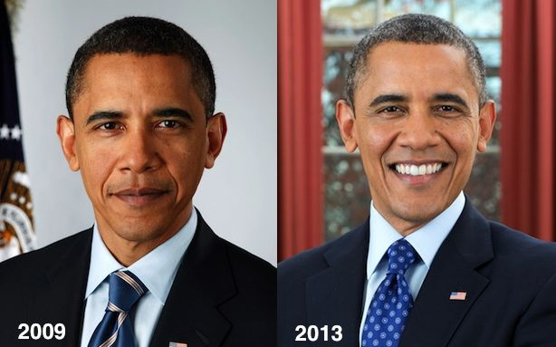 President Obama after only his first term!